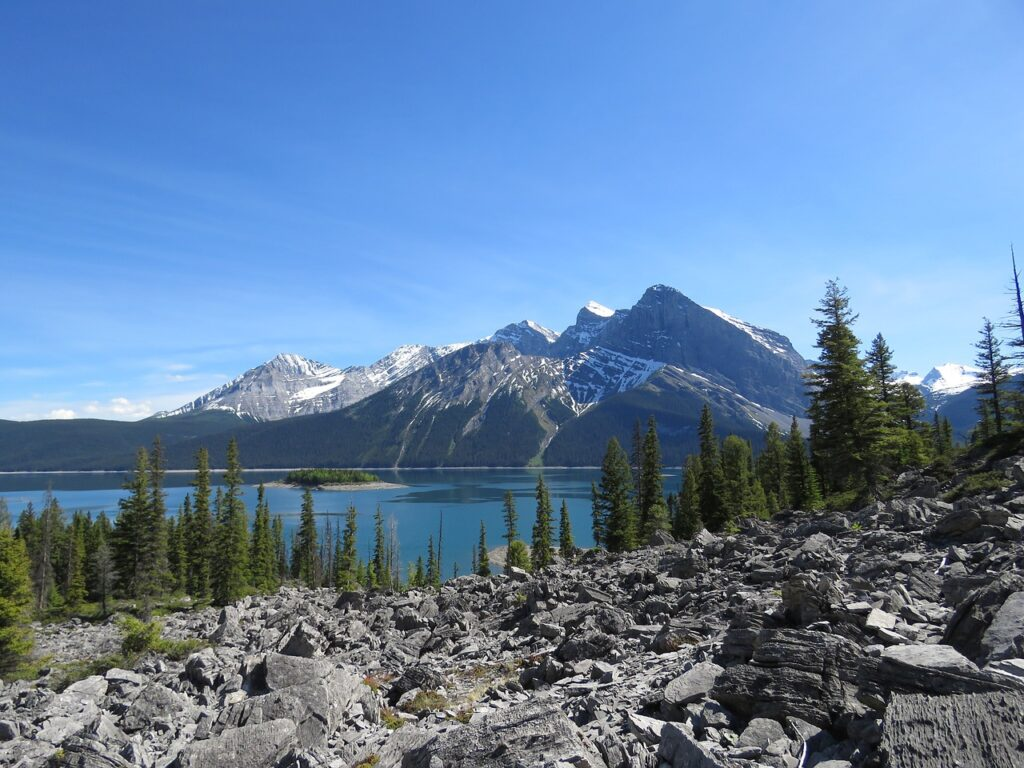 Canadian, Rockies